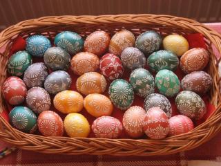 Brillant barvy na vejce