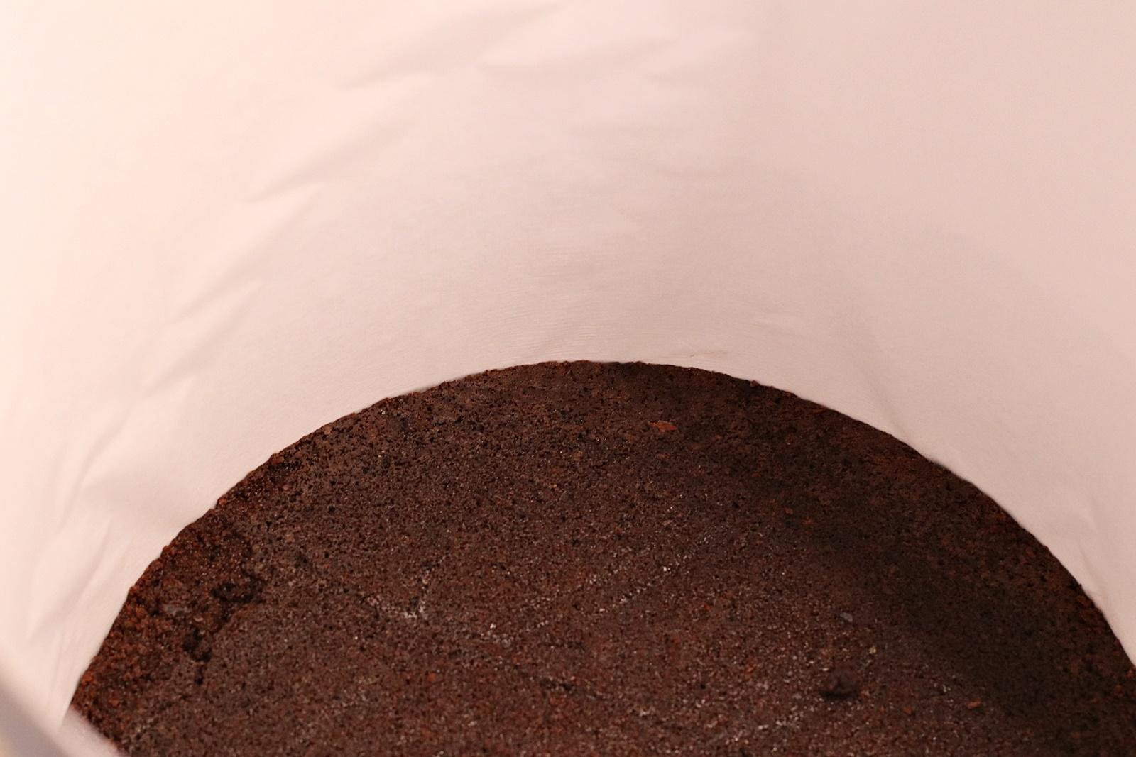 První patro dortu ve formě
