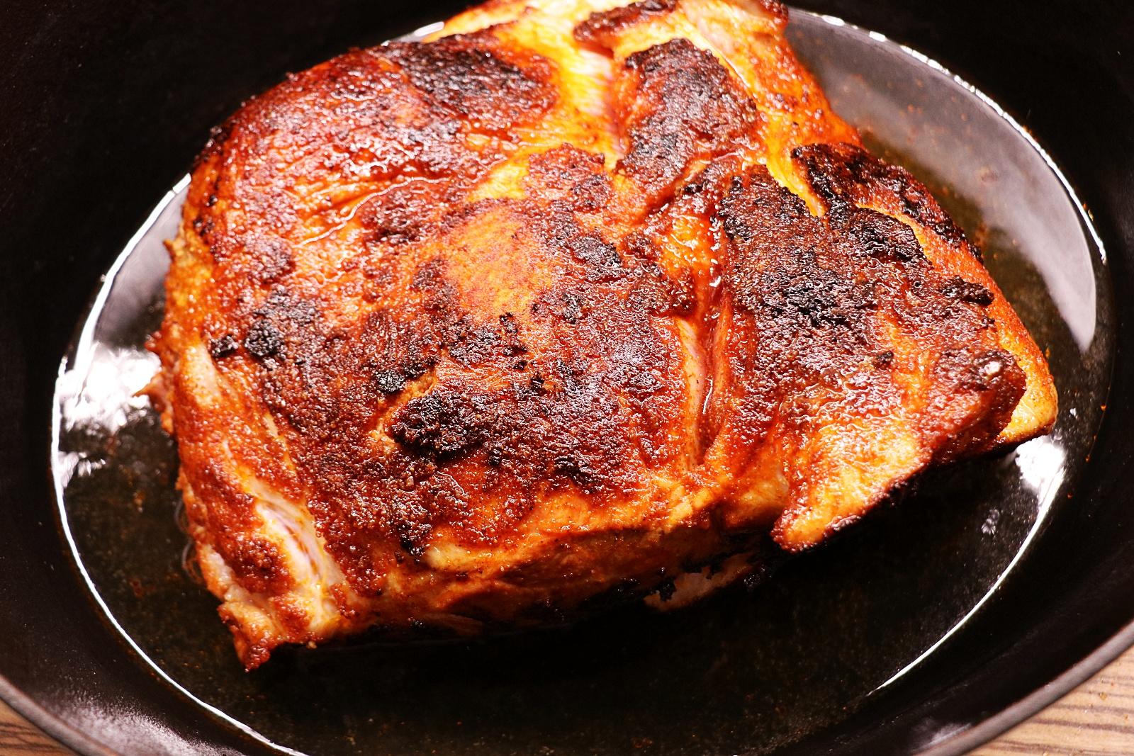 Maso před pečením