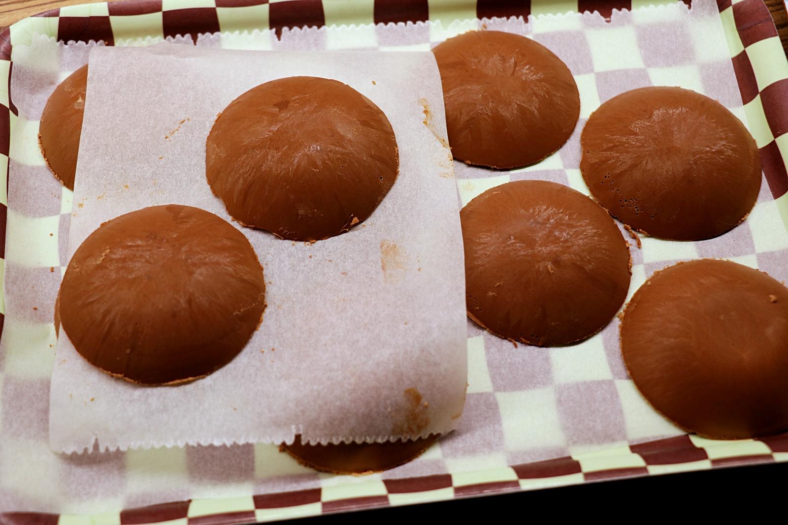 Zmrzlá čokoládová ganache