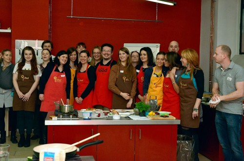 II. setkání foodbloggerů v Chefparade
