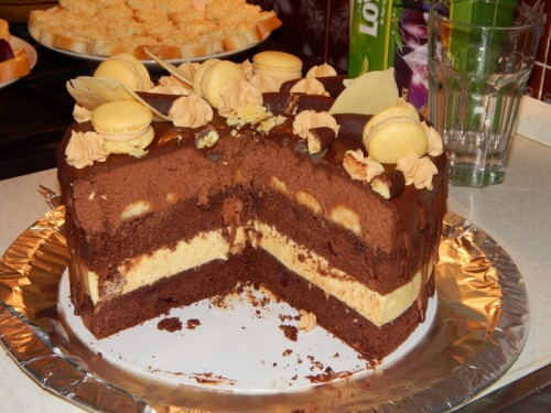 Variace na Kubánský dort