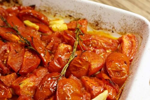 Upečená rajčata