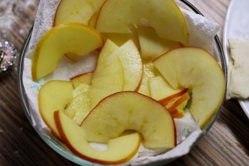 Změklá jablka