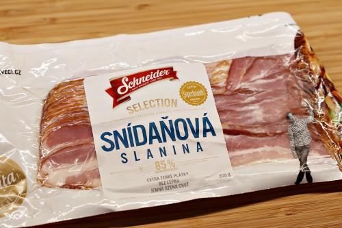 Schneider Snídaňová slanina