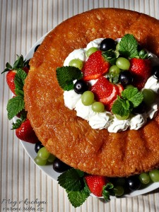 The Daring Bakers' April 2013 Challenge – Savarin
