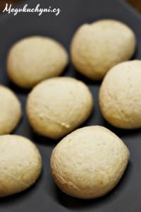 Brazilské pao (bezlepkové sýrové bochánky)