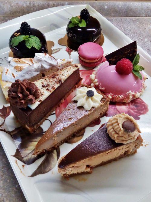 Sladké dortíky ze Zaječic