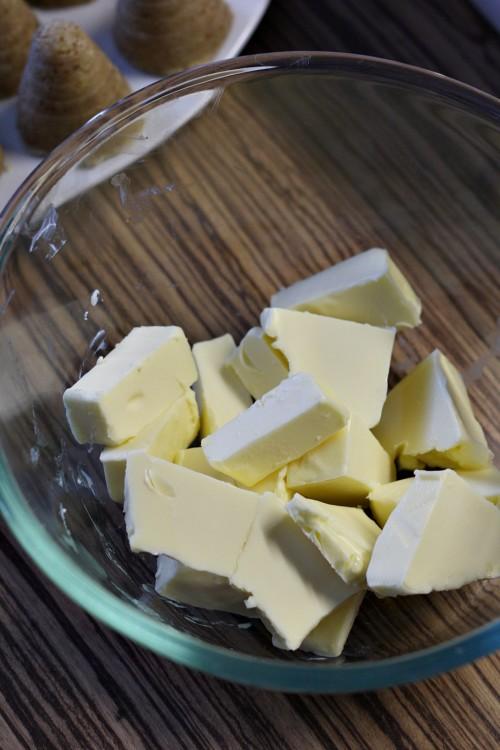Máslo na krém