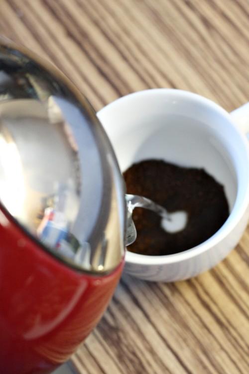 Káva na krém