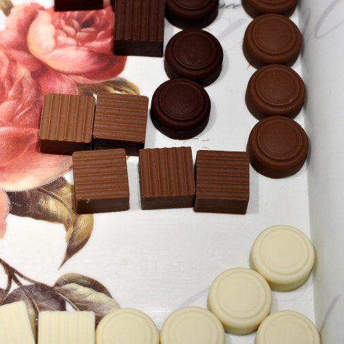 Zbytek čokolád