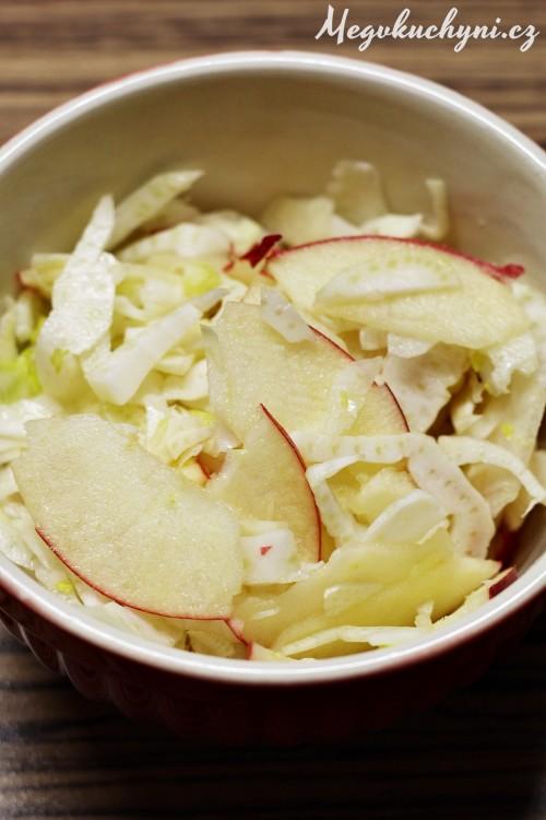 Rychlý fenyklový salát