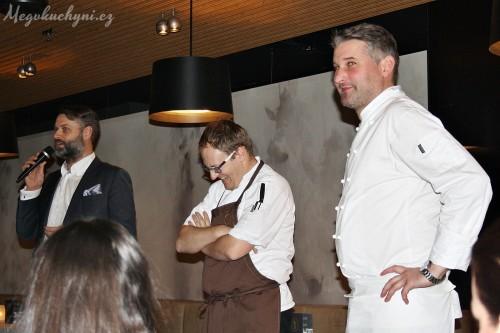 Představení šéfkuchařů