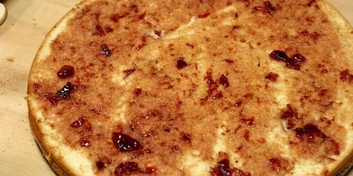 Korpus natřený marmeládou