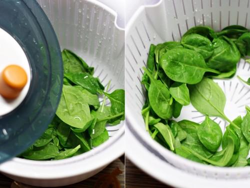 Odstředivka na salát