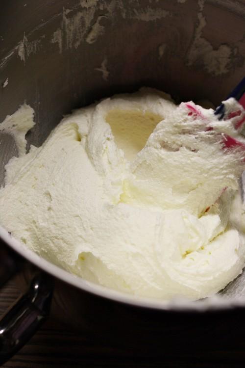 Sladký máslový krém