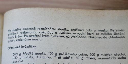 Čokoládové špice - recept