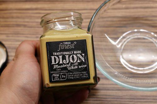 Tesco Finest Dijonská hořčice s bílým vínem