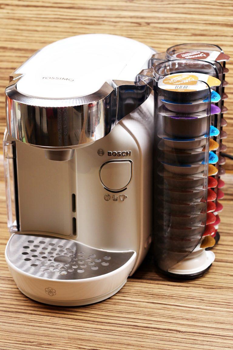 Kávovar Tassimo Caddy vnaší kuchyni