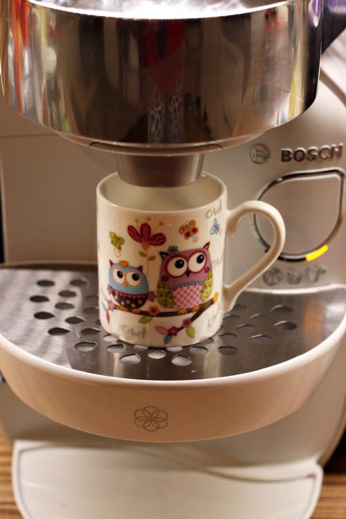 Kávovar Tassimo Caddy - Espresso