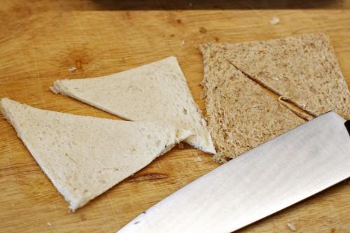 Okrájení chleba