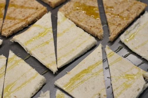 Chleba před pečením
