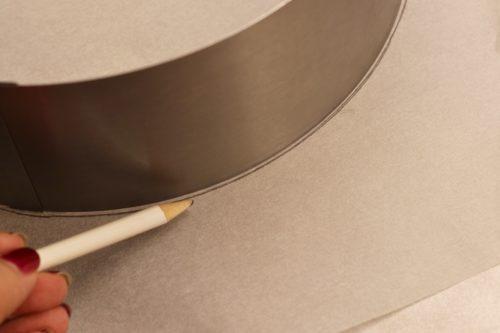 Příprava pečícího papíru