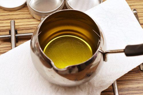 Rozpuštěné oleje