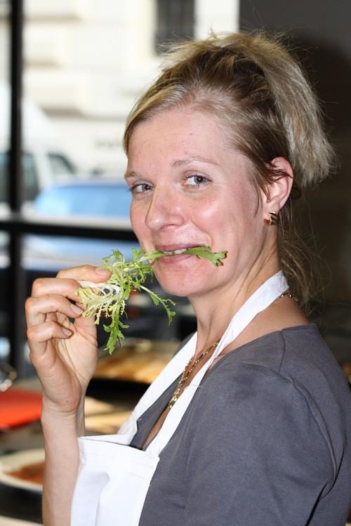 Daniele salát ale chutnal i samotný :)