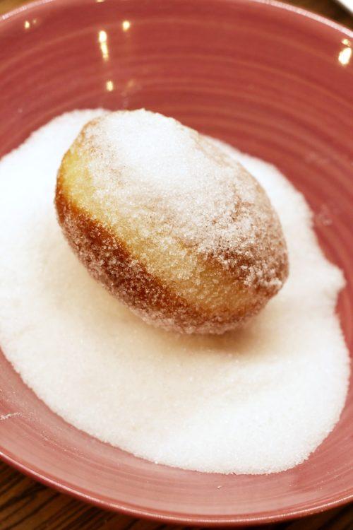 Obalování v cukru