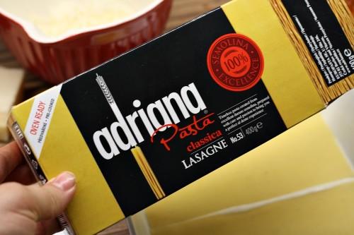 Výborné těstoviny Adriana