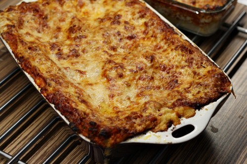 Upečené lasagne