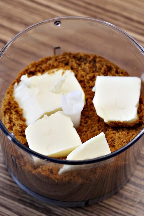 Sušenky s máslem