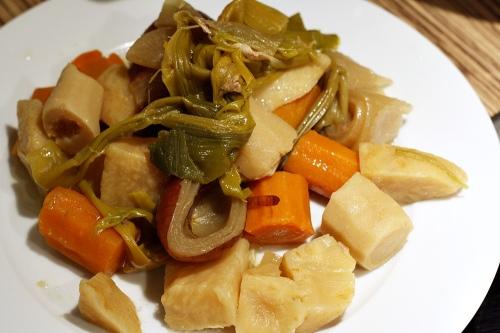 Uvařená zelenina