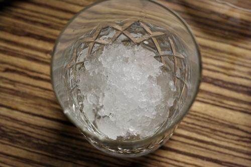 Ledová tříšť