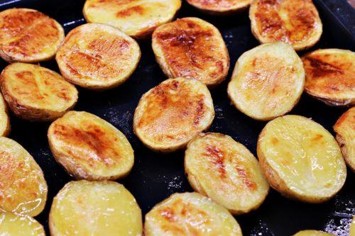Upečené brambory