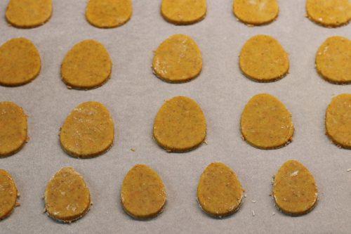 Sušenky před pečením