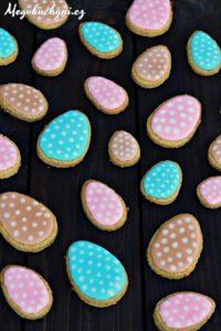 Velikonoční mrkvové sušenky