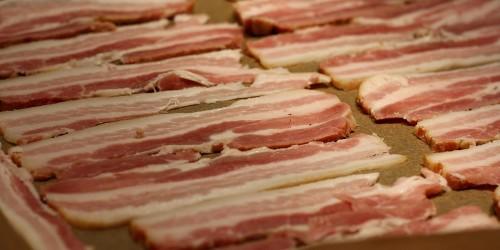 Bůček - budoucí slanina
