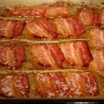 Vypečená slanina