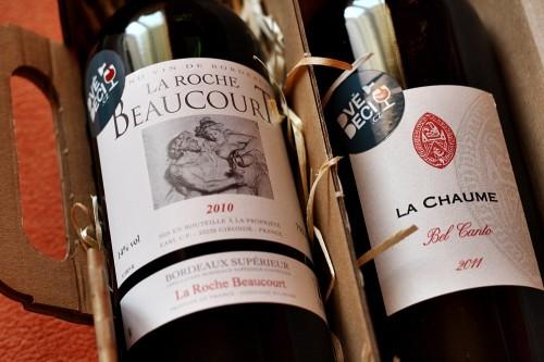 Výběr vín od Dvě Deci