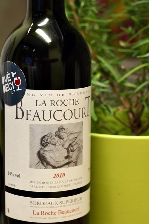 La Roche Beaucourt 2010 - Château Pierrail