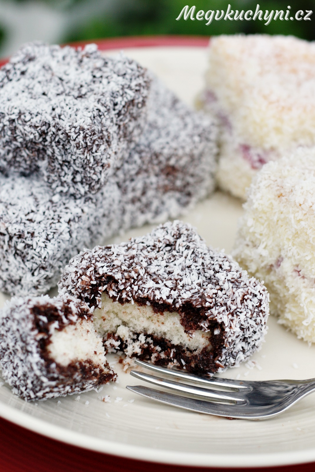 The Daring Bakers' May 2015 Challenge: Lamingtons