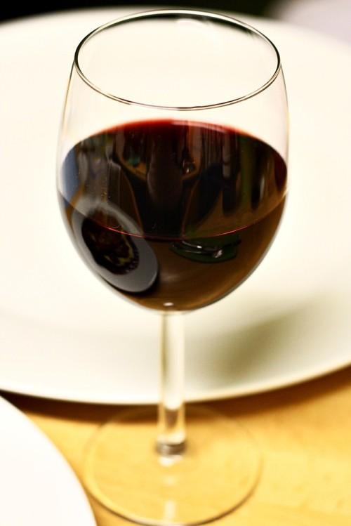 Sklenka Bordeaux