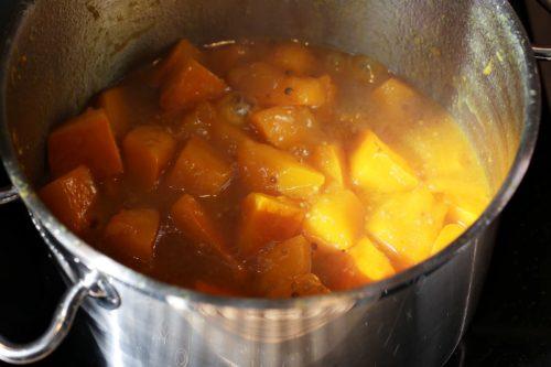 Vaření hořčice