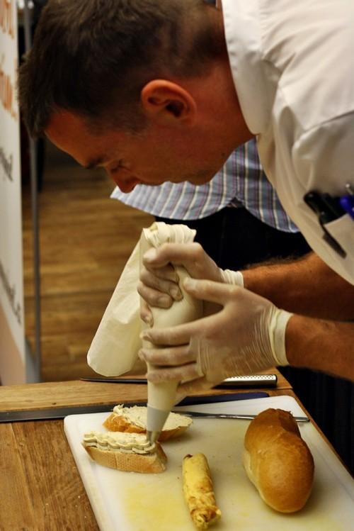 Tvorba chlebíčku