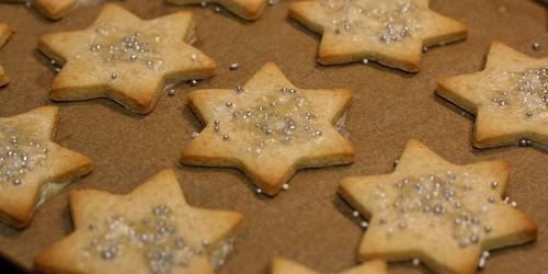 Upečené hvězdičky