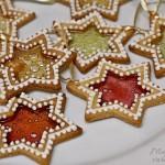 Vitrážové sušenky