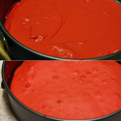 Červená vrstva