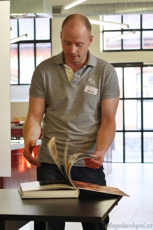 David Zeman (ForCook.cz) nám představuje kuchařskou knihu